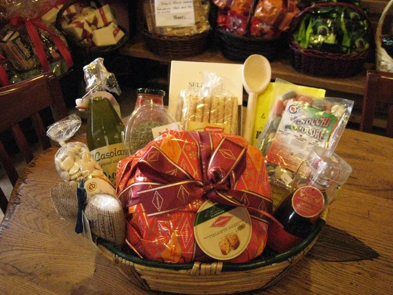 Order One Of Our Customized Gift Baskets For The Holidays And Send Someone A Taste Of Arthur Avenue